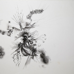 Les heures d'Arles (45x56 cm)