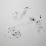 Enlevement des Sabines (45x56 cm)